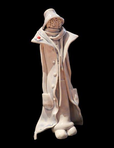 Bonnie Parker - Mythe - Personnage - Céramique