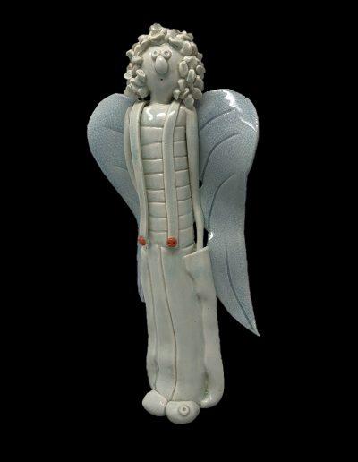 LENNY – personnage – céramique – Naïf – ange